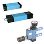 Special Valve For Hydro Pneumatic Pumps And Air Boosters