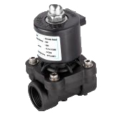 "PVC body 1/2"" 2*2 Valve for water"